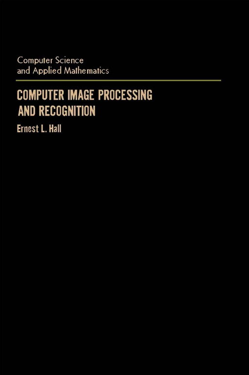 Computer Image Processing and Recognition