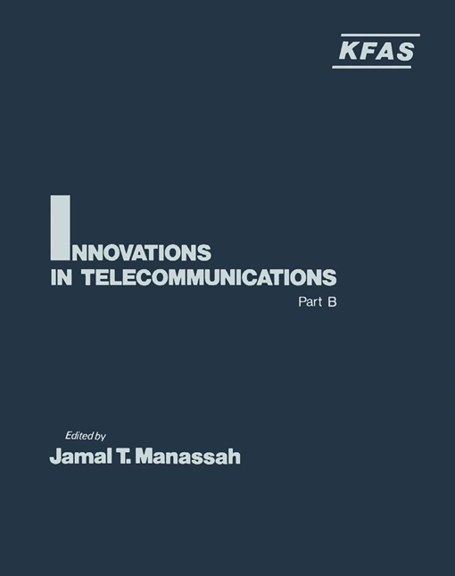Innovations in Telecommunications Part B
