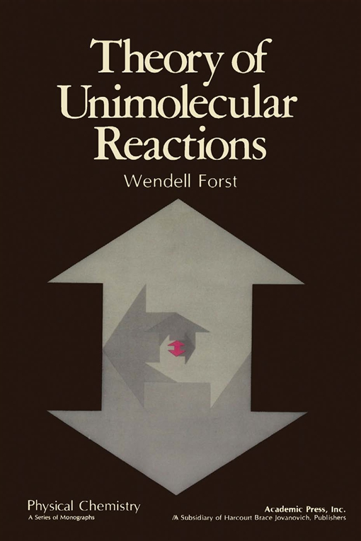 Theory of Unimolecular Reactions