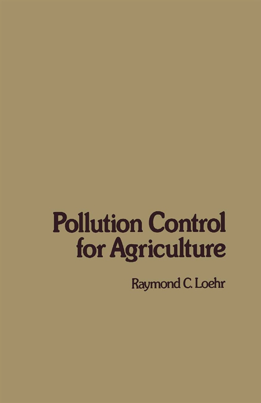 Pollution Control for Agriculture