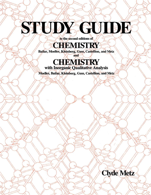 Study Guide to Accompany Calculus for the Management, Life, and Social Sciences