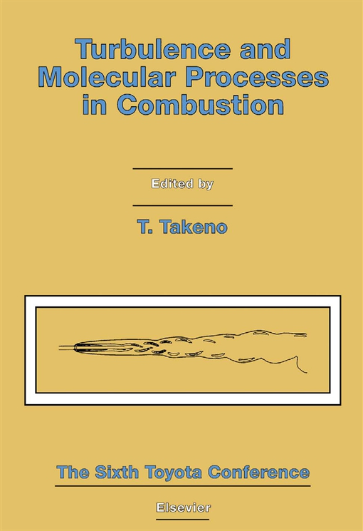 Turbulence and Molecular Processes in Combustion