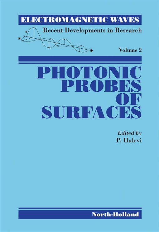 Photonic Probes of Surfaces