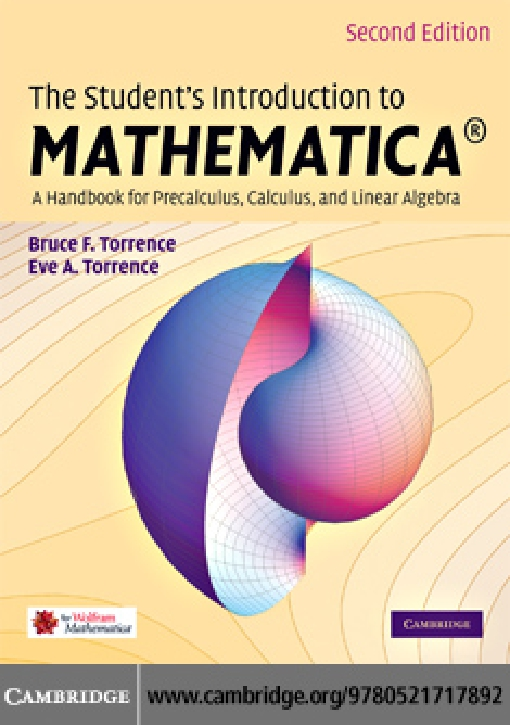 The Student's Introduction to MATHEMATICA