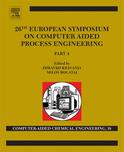 26th European Symposium on Computer Aided Process Engineering