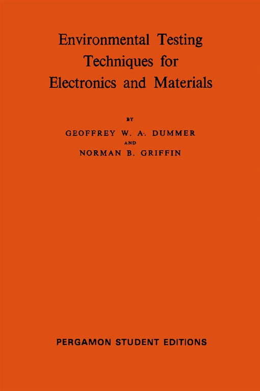 Environmental Testing Techniques for Electronics and Materials
