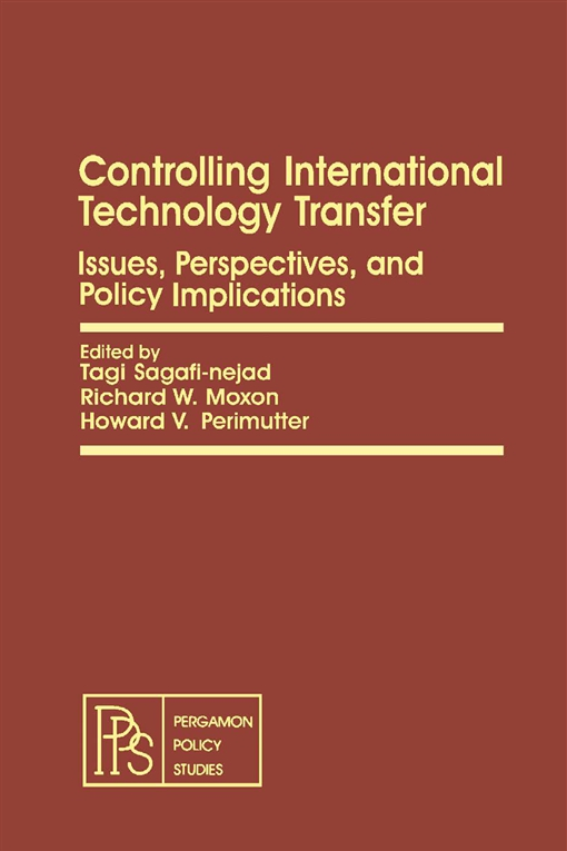 Controlling International Technology Transfer
