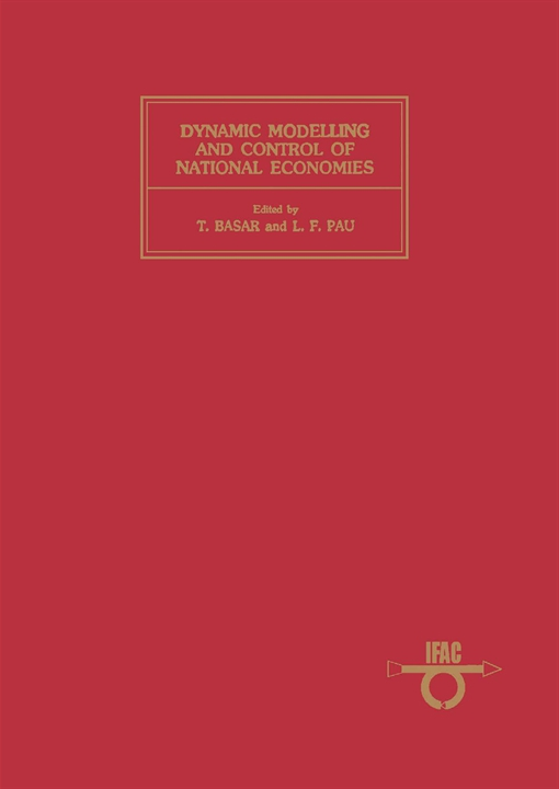 Dynamic Modelling and Control of National Economies 1983