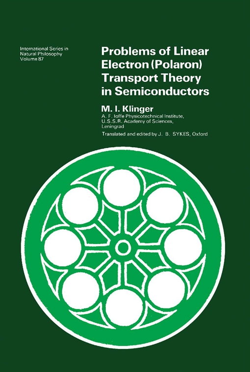 Problems of Linear Electron (Polaron) Transport Theory in Semiconductors