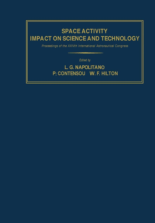 Space Activity Impact on Science and Technology