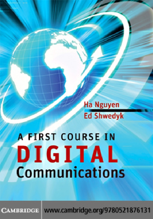 A First Course in Digital Communications