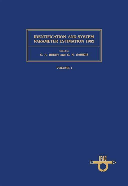 Identification and System Parameter Estimation 1982