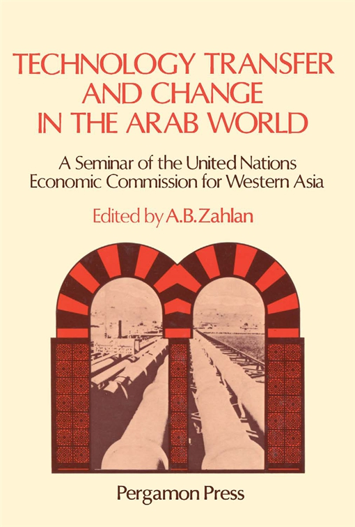 Technology Transfer and Change in the Arab World