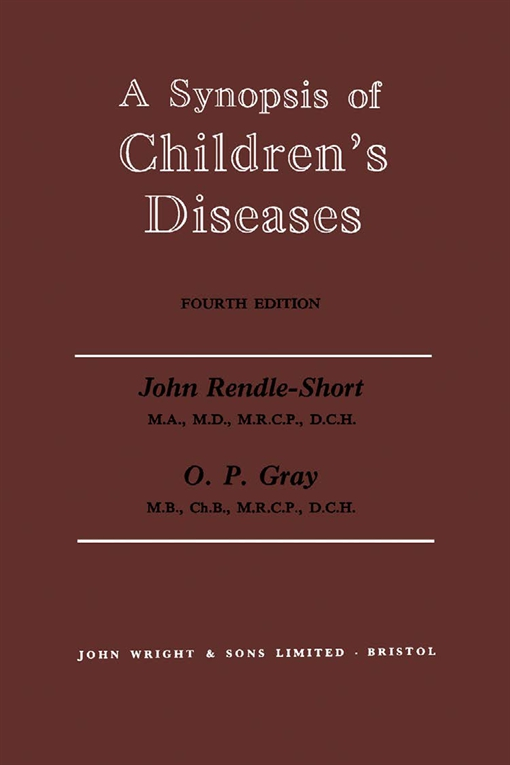 A Synopsis of Children's Diseases