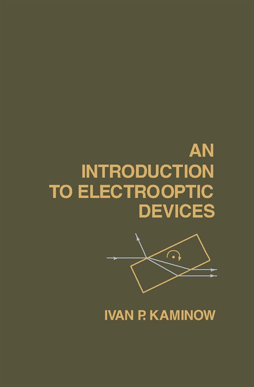 An Introduction to Electrooptic Devices