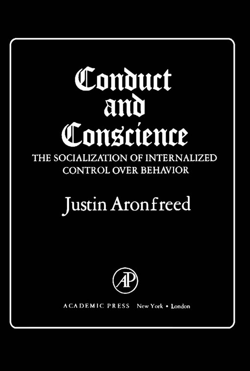 Conduct and Conscience