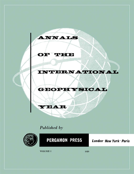 The Histories of the International Polar Years and the Inception and Development of the International Geophysical Year