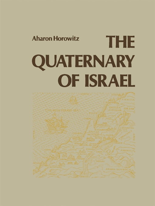 The Quaternary of Israel