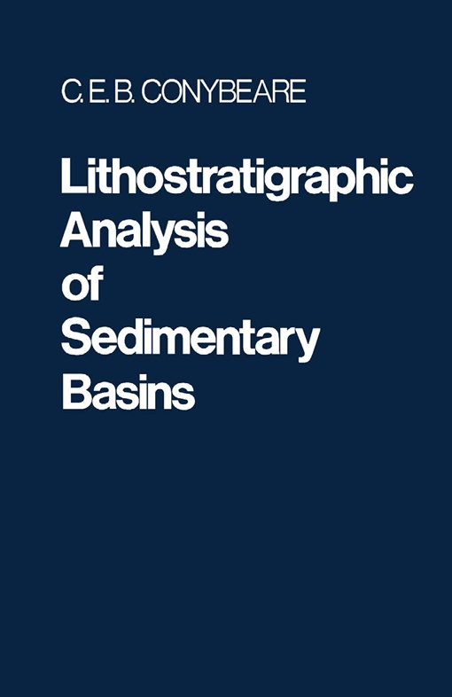 Lithostratigraphic Analysis of Sedimentary Basins
