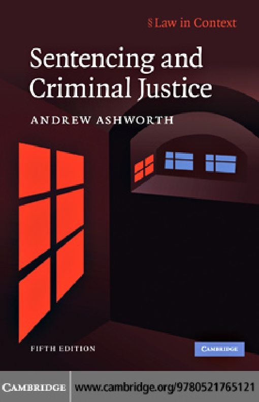 Sentencing and Criminal Justice