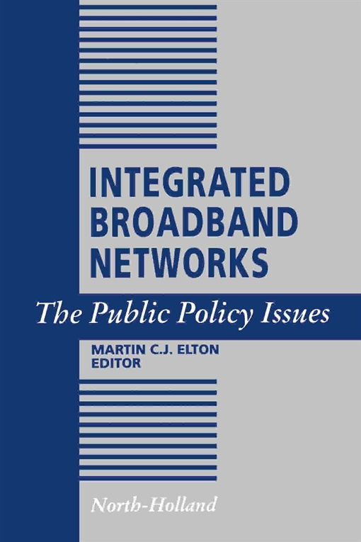 Integrated Broadband Networks