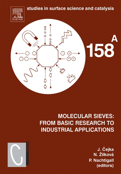 Molecular Sieves: From Basic Research to Industrial Applications