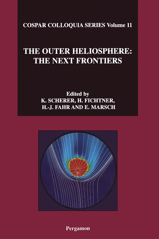 The Outer Heliosphere: The Next Frontiers