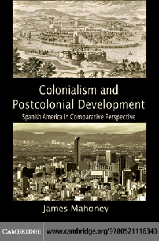 Colonialism and Postcolonial Development