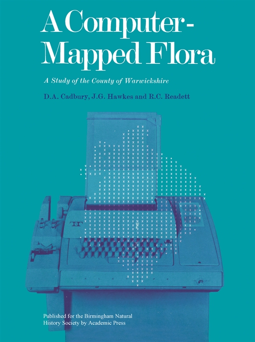 A Computer-Mapped Flora