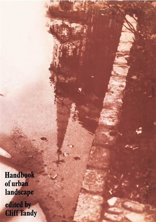 Handbook of Urban Landscape
