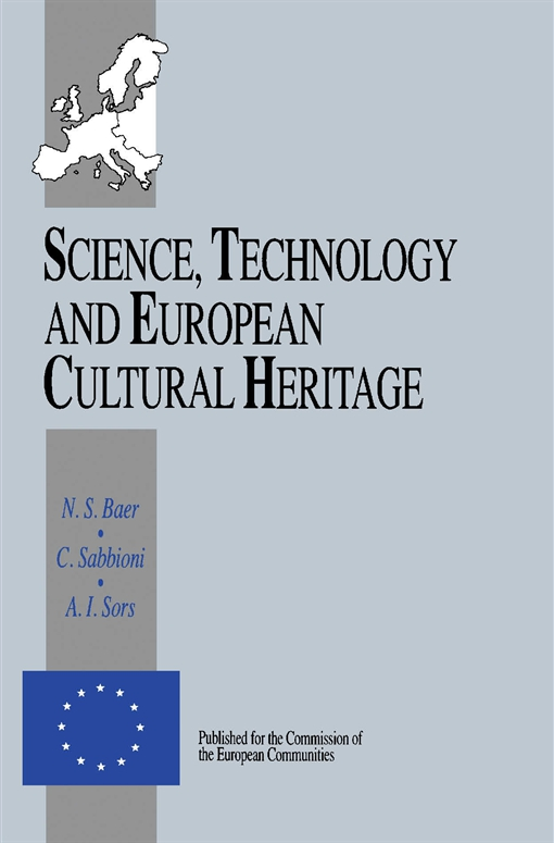 Science, Technology and European Cultural Heritage