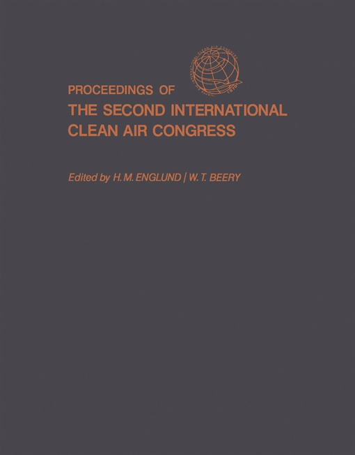 Proceedings of the Second International Clean Air Congress