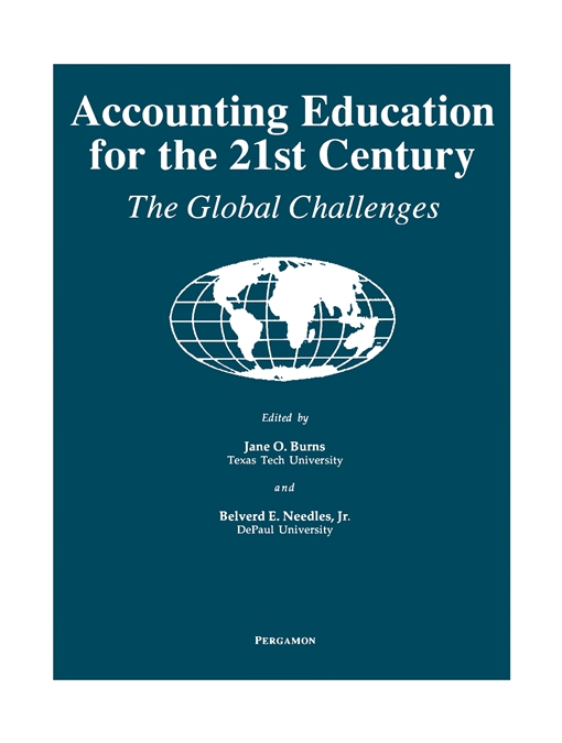 Accounting Education for the 21st Century