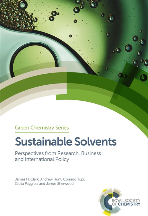 Sustainable Solvents
