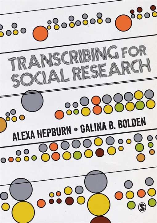 Transcribing for Social Research