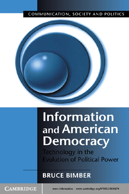 Information and American Democracy