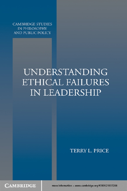 Understanding Ethical Failures in Leadership