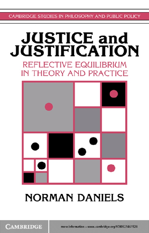 Justice and Justification