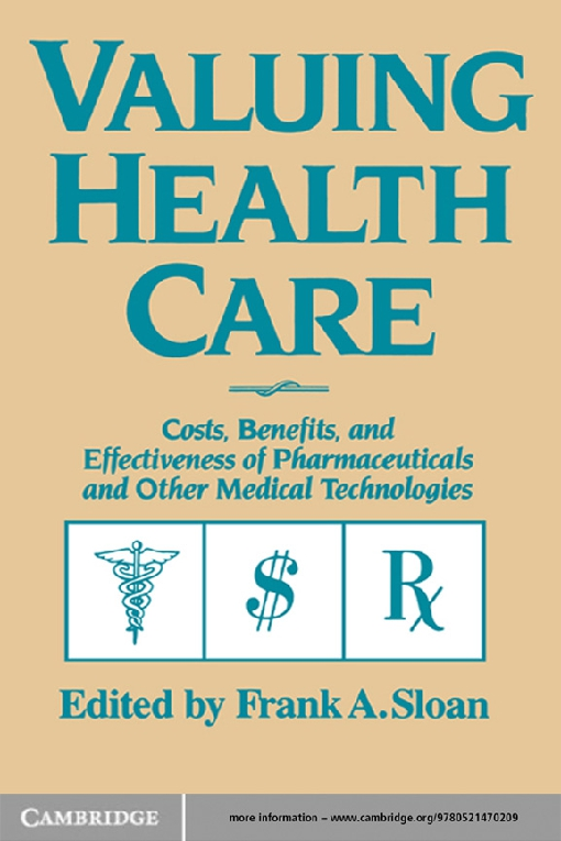 Valuing Health Care