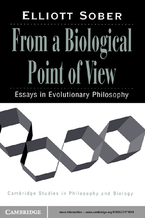 From a Biological Point of View