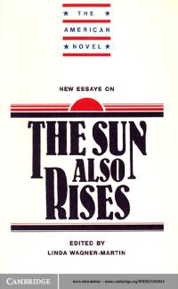 a discussion of the impact of the jake barnes as a narrator in the novel sun also rises by ernest he The sun also rises by ernest hemingway discussion of the sun also rises 2 hemingway begins the novel with a is he a faithful narrator 5 when jake and.