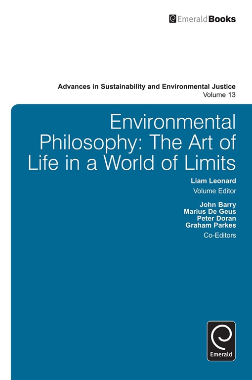 Environmental Philosophy