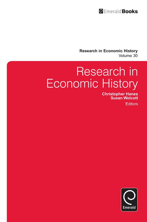 Research in Economic History