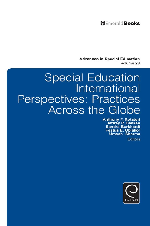 Special Education International Perspectives