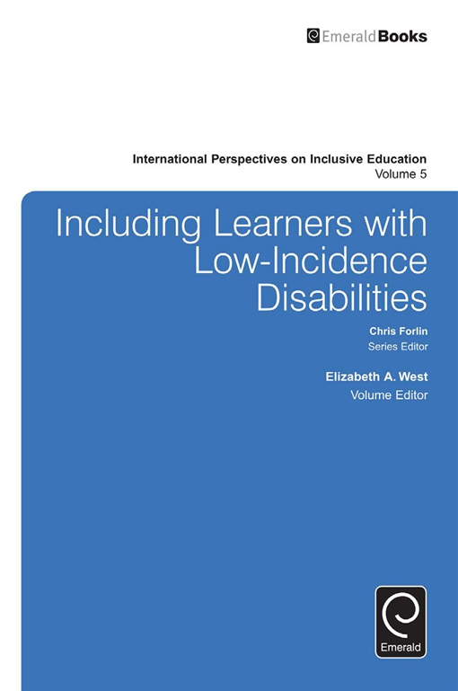 Including Learners with Low-Incidence Disabilities