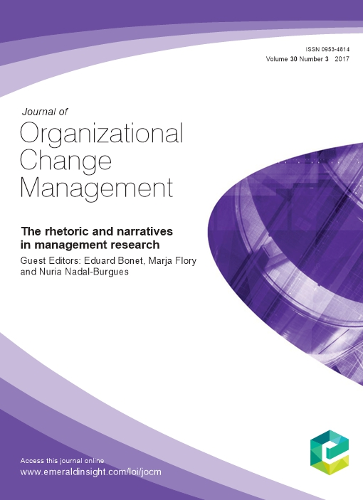 The rhetoric and narratives in management research