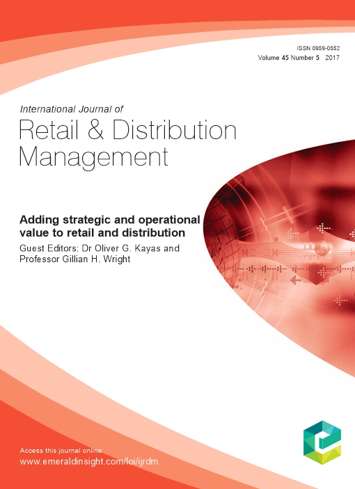 Adding strategic and operational value to retail and distribution