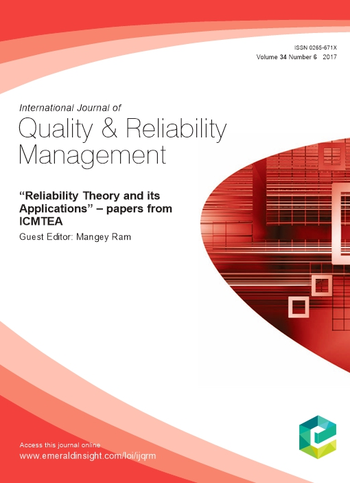 ?Reliability Theory and its Applications? -  papers from ICMTEA