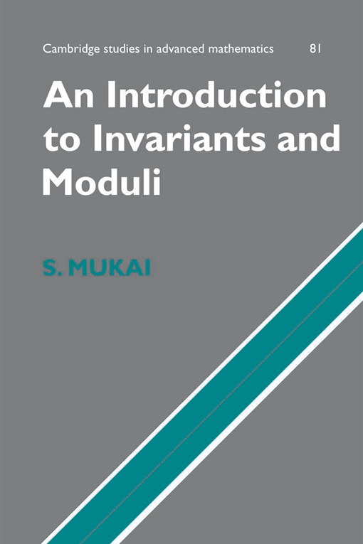 An Introduction to Invariants and Moduli