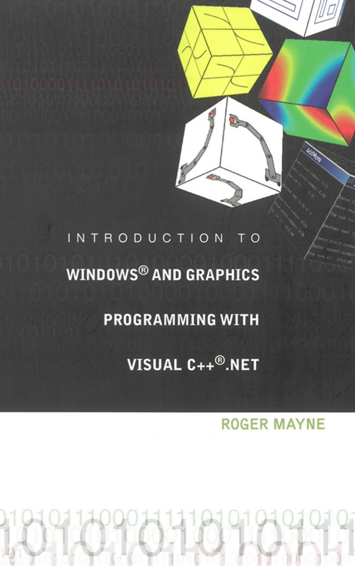 Introduction to Windows and Graphics Programming with Visual C++.Net